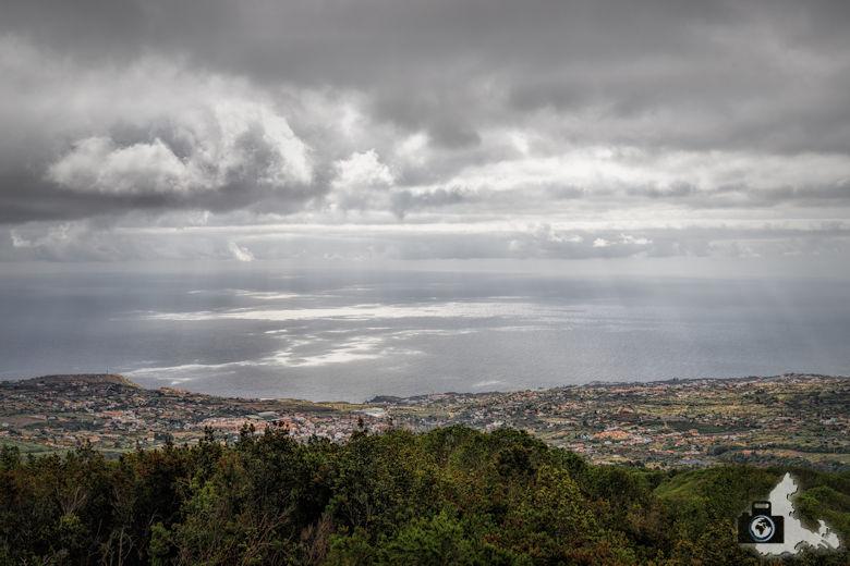 Reisebericht La Palma - Regenschauer