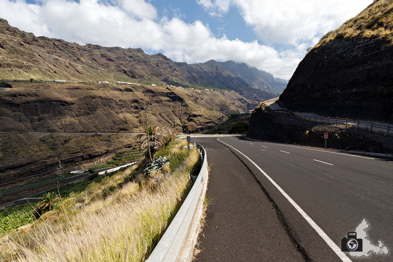 Reisebericht La Palma - Fahrt ins Hochland
