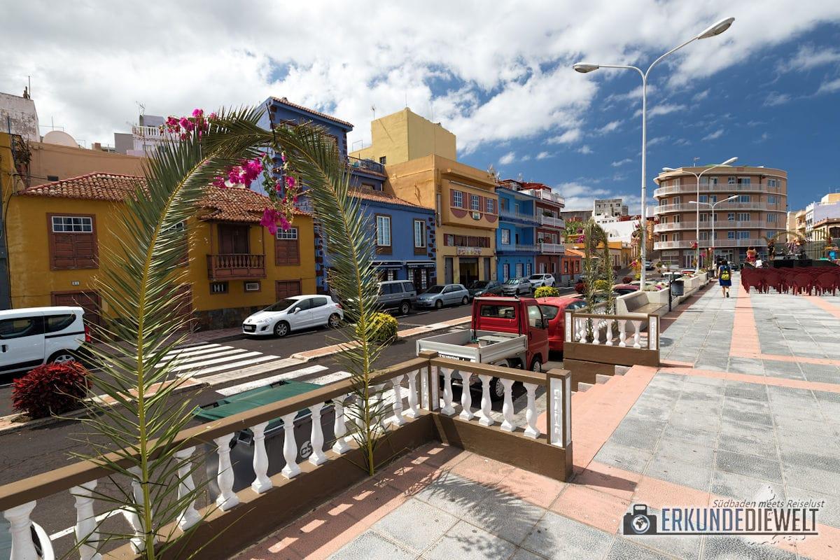 Tazacorte, La Palma, Kanaren