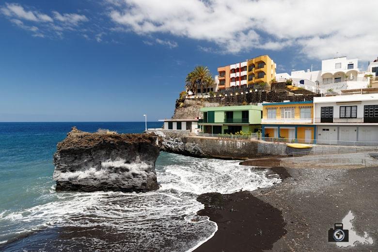 Reisebericht La Palma - Puerto de Naos - Strandpromenade