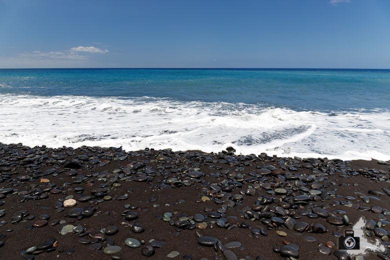 Reisebericht La Palma - Puerto de Naos - Strand