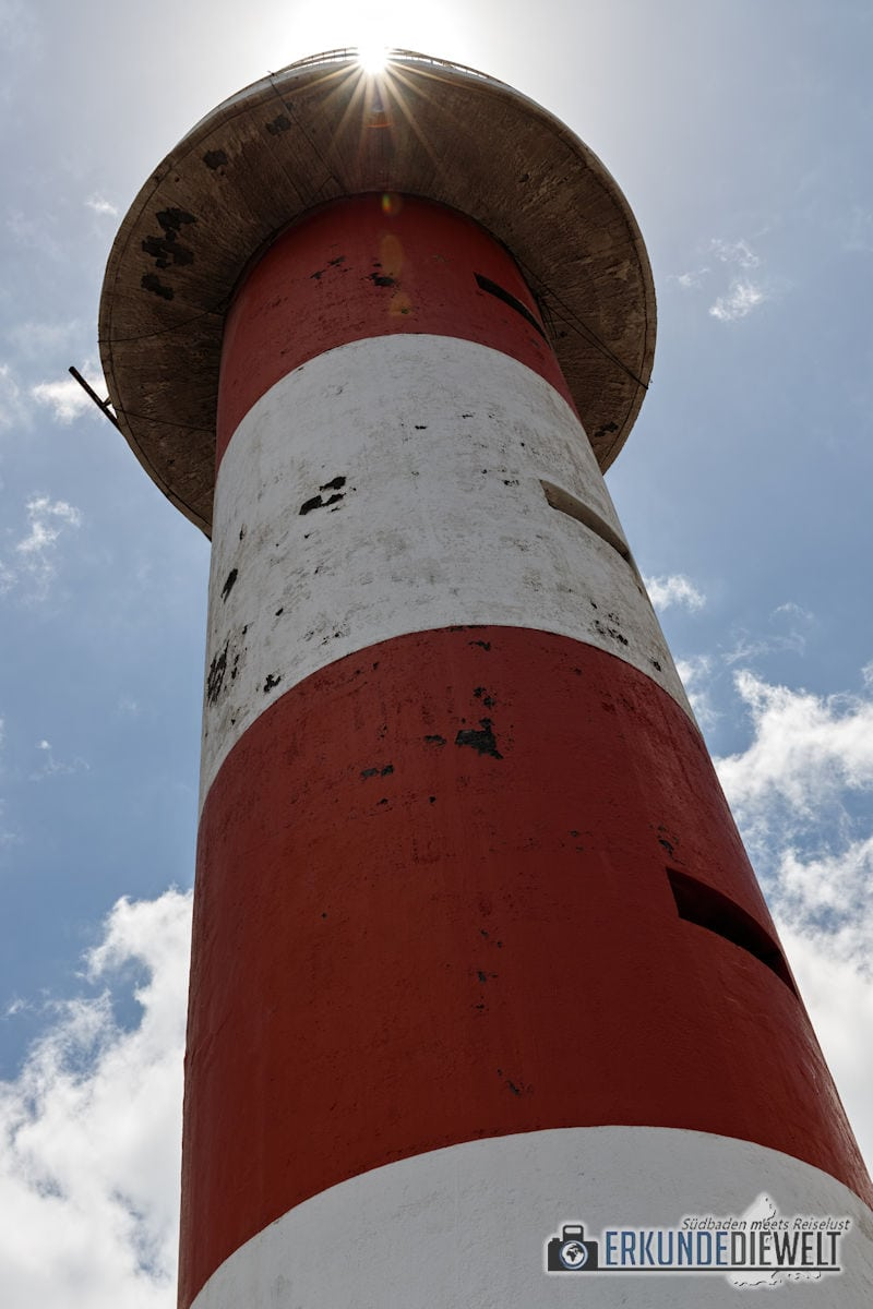 Leuchtturm, Los Canarios, La Palma, Kanaren