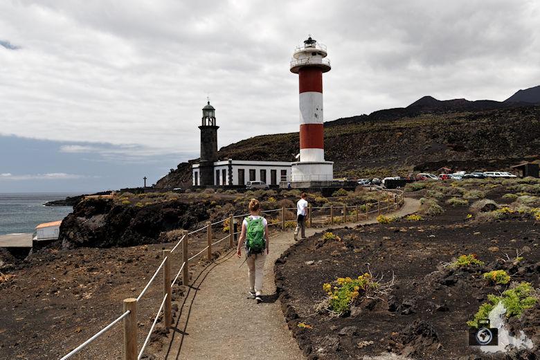 Reisebericht La Palma - Leuchtturm