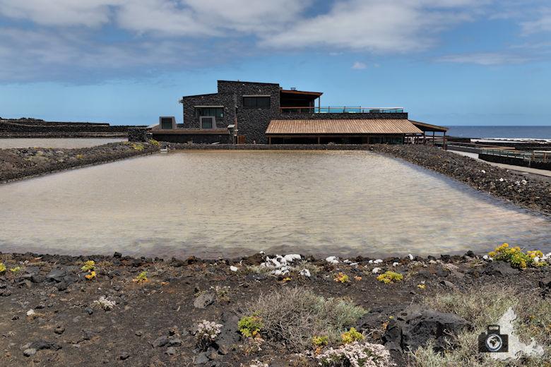 Reisebericht La Palma - Salzbecken