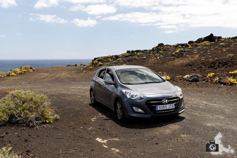 Reisebericht La Palma - Mietwagen