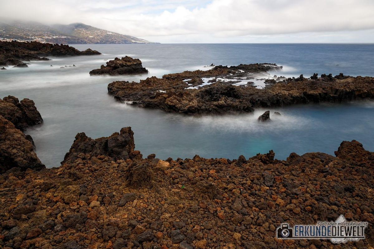 Küste, La Palma, Kanaren