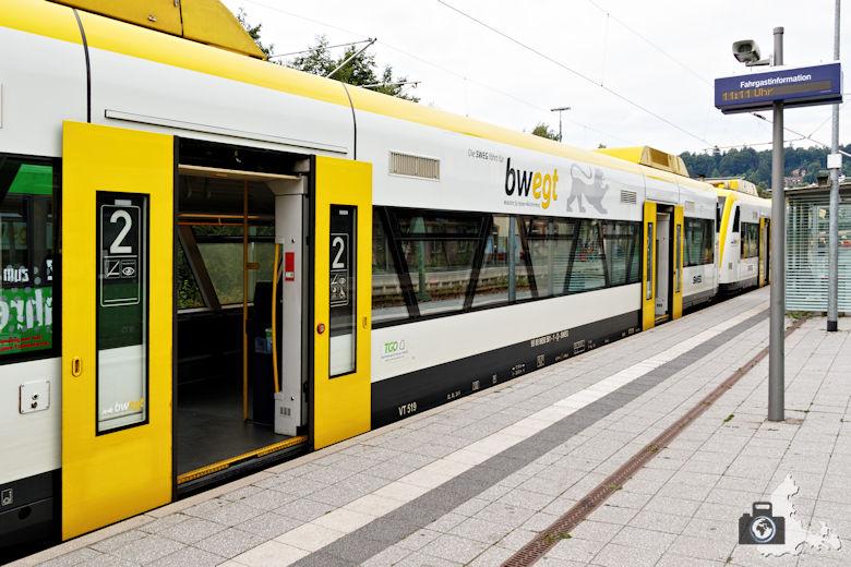 bwegt Zug Freudenstadt
