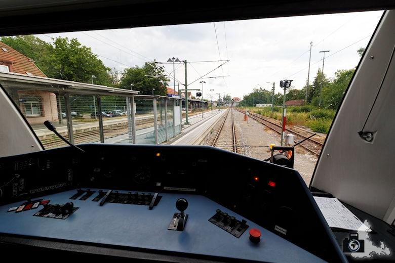 bwegt Zug - Cockpit