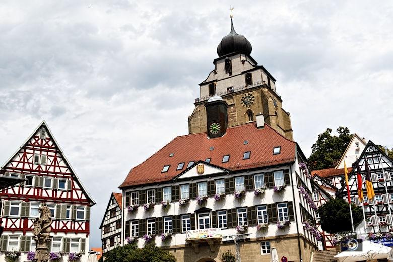 Herrenberg altstadt