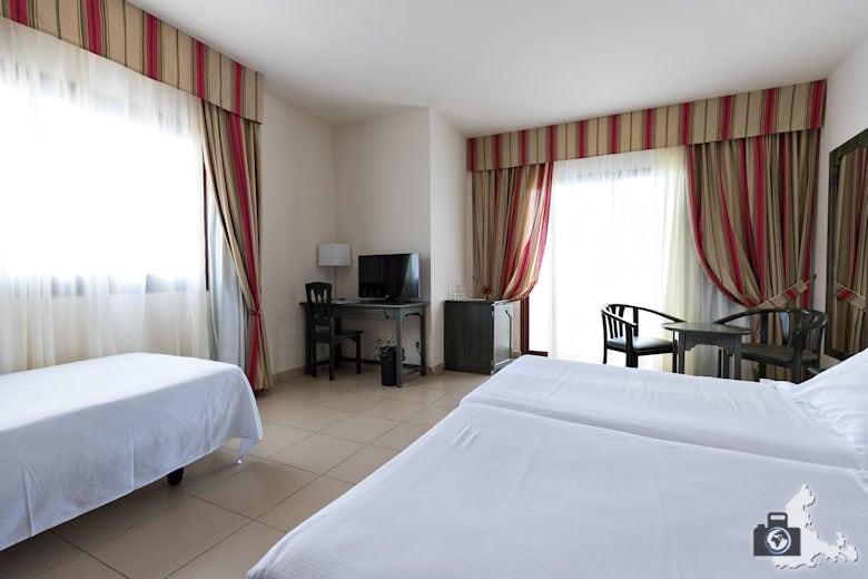 Reisebericht La Palma - Hotel H10 Taburiente Playa - Zimmer