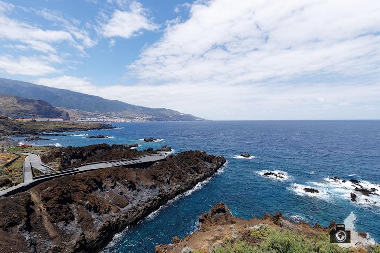 Reisebericht La Palma - Hotel H10 Taburiente Playa - Ausblick