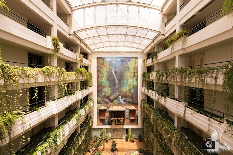 Reisebericht La Palma - Hotel H10 Taburiente Playa - Atrium