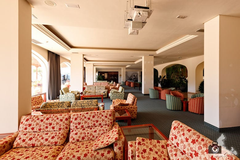 Reisebericht La Palma - Hotel H10 Taburiente Playa - Lounge