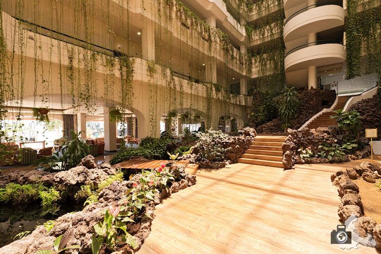 Reisebericht La Palma - Hotel H10 Taburiente Playa - Lobby