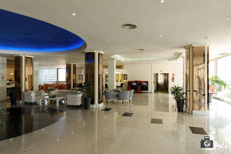 Reisebericht La Palma - Hotel H10 Taburiente Playa - Empfang