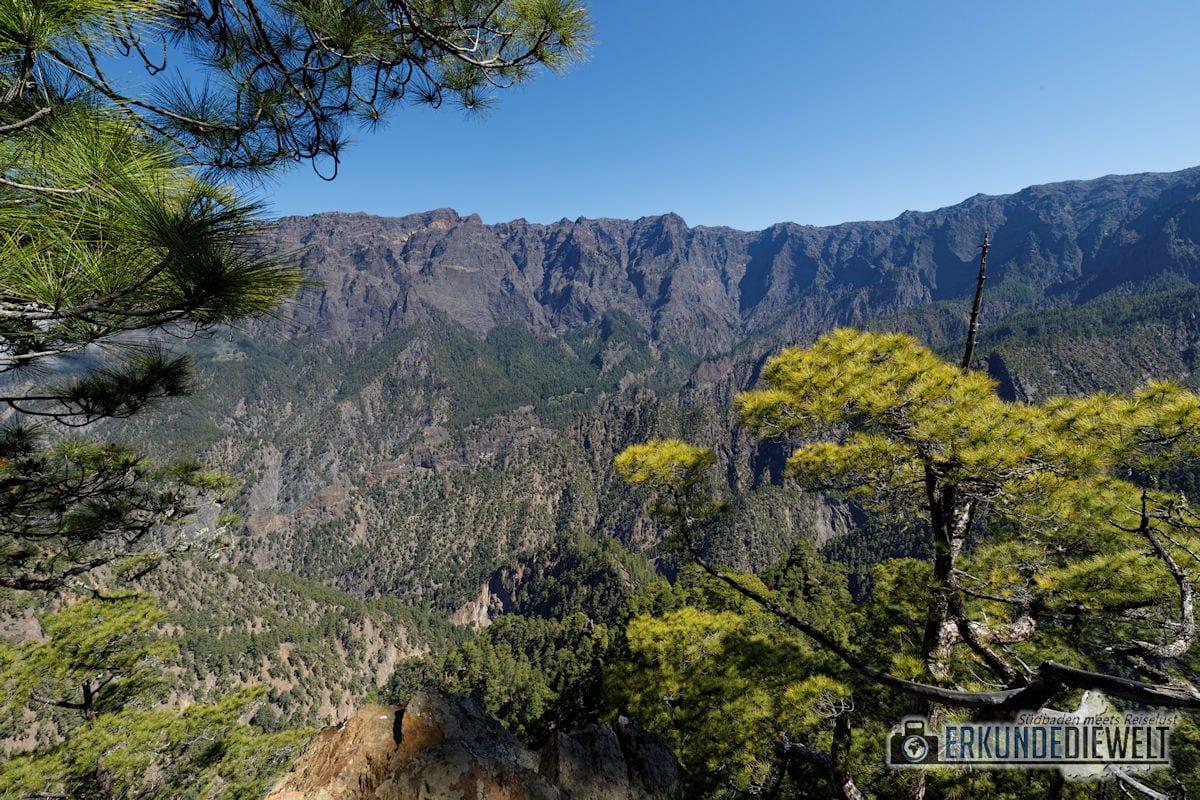Nationalpark Caldera de Taburiente, La Palma, Kanaren