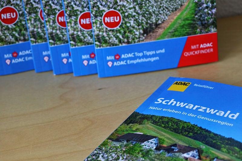 ADAC Reiseführer Schwarzwald - Vom Blogger zum Autor - Erfahrungsbericht