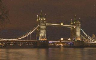 Fotowalk #7 - London Nachtaufnahmen
