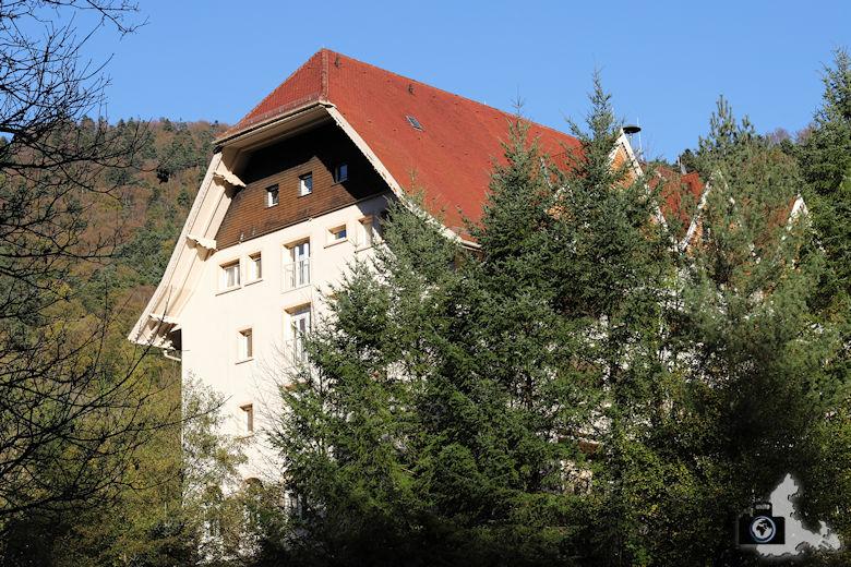 Die Schwarzwaldklinik im Glottertal im Schwarzwald