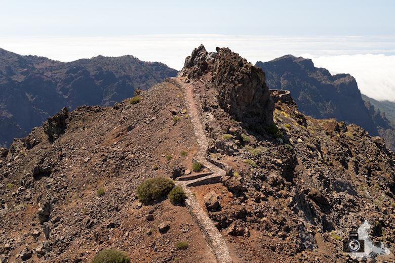 La Palma - Ausflug zum Mirador del Roque de los Muchachos