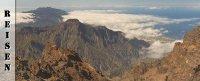 Reisebericht La Palma - Mirador del Roque de los Muchachos