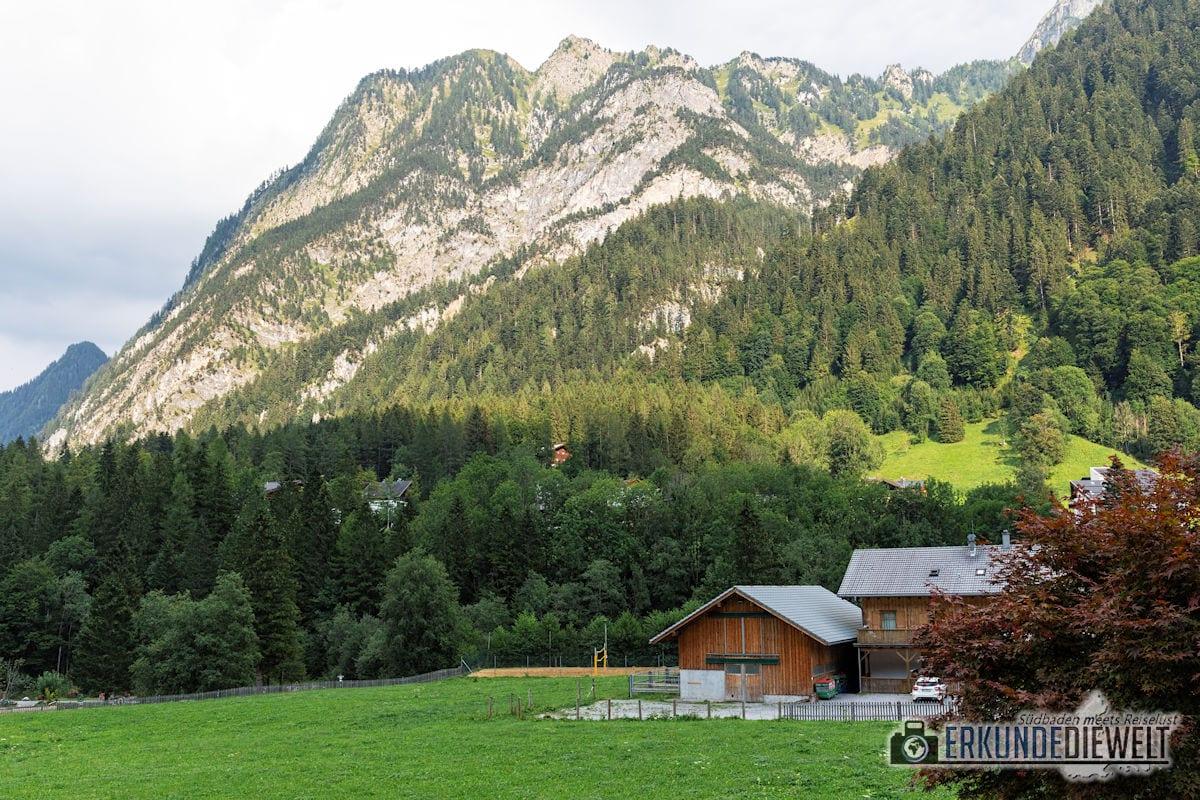 Brand, Brandnertal, Österreich