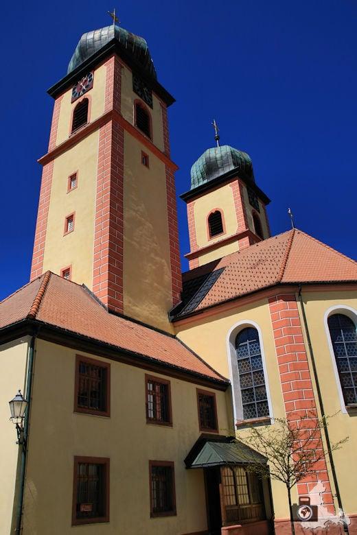 Die schönsten Kirchen und Klöster im Schwarzwald - Kloster St. Märgen