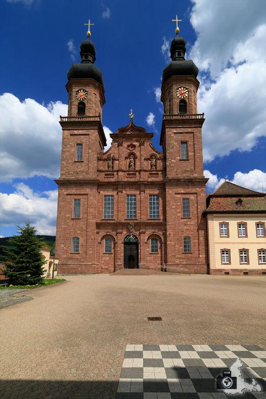 Die schönsten Kirchen und Klöster im Schwarzwald - Kloster St. Peter