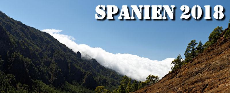 Reiseberichte Madrid & La Palma, Spanien