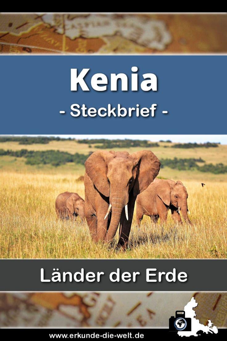 Steckbrief Kenia