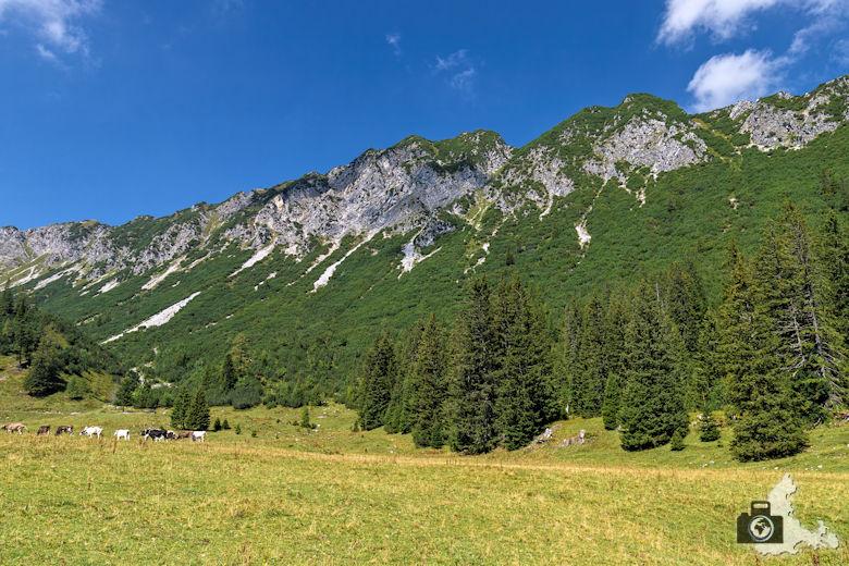Landschaftsfotografie: Berglandschaften und Berge fotografieren - Bergpanorama Österreich