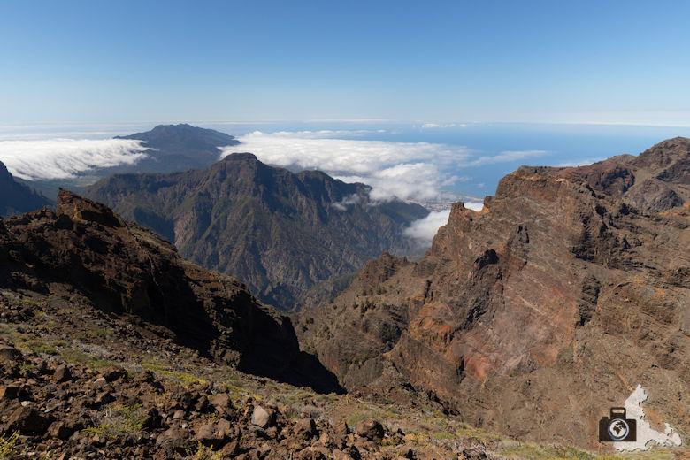 Landschaftsfotografie: Berglandschaften und Berge fotografieren - Bergpanorama La Palma