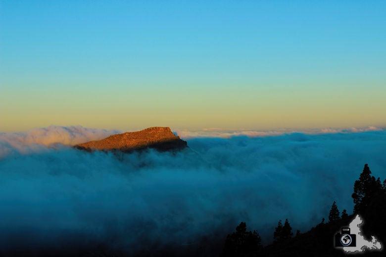 Landschaftsfotografie: Berglandschaften und Berge fotografieren - Berggipfel bei Sonnenaufgang