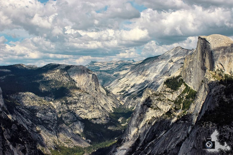 Landschaftsfotografie: Berglandschaften und Berge fotografieren - Yosemite Nationalpark
