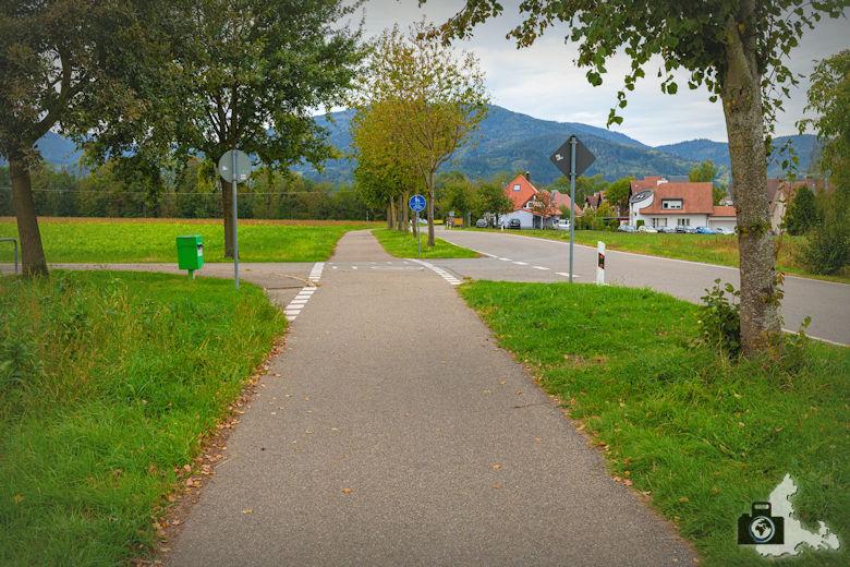 Wanderung Dreisamtal - Kapellenweg Stegen - Wanderweg