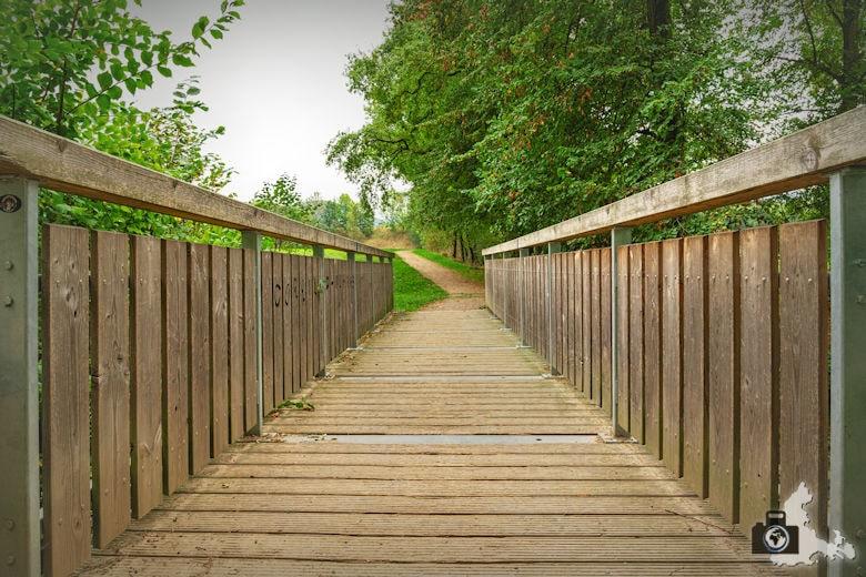 Wanderung Dreisamtal - Kapellenweg Stegen - Brücke