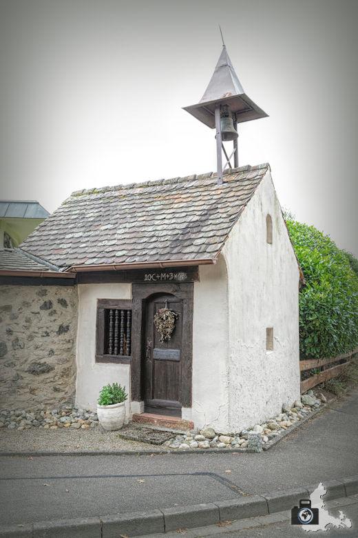 Wanderung Dreisamtal - Kapellenweg Stegen - Markenhofkapelle in Burg