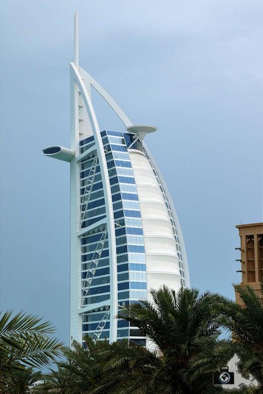 Fotografieren in Dubai - Burj al Arab