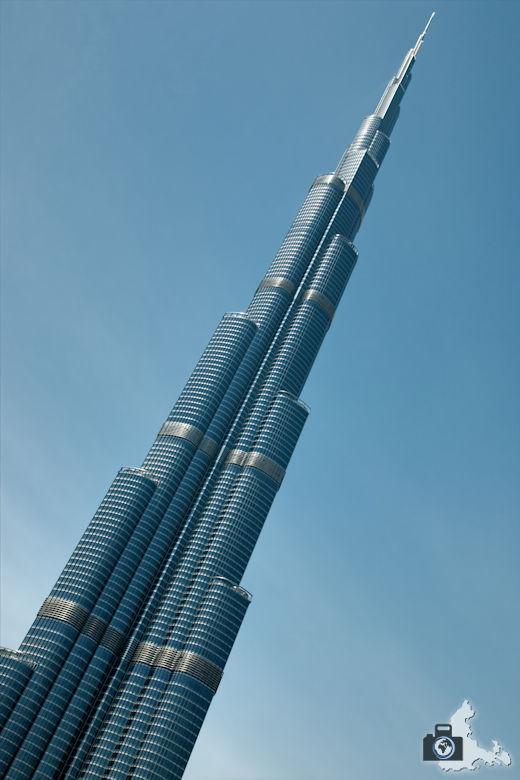 Fotografieren in Dubai - Burj Khalifa