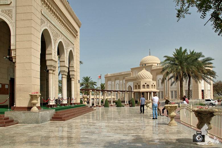 Fotografieren in Dubai - Jumeirah Moschee