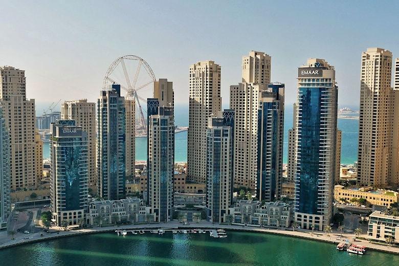 Fotografieren in Dubai - Riesenrad AIN Dubai