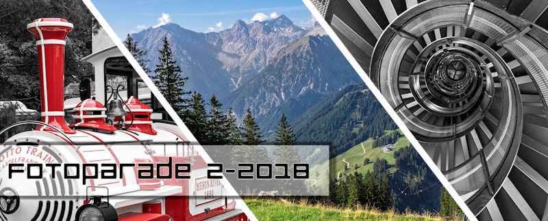 Fotoparade 2-2018 - Schöne Bilder aus Österreich