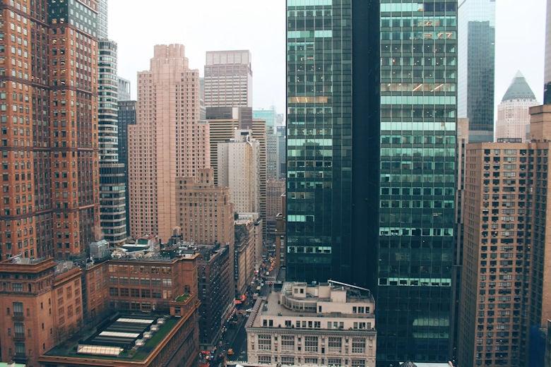 Weltreise Ziel New York