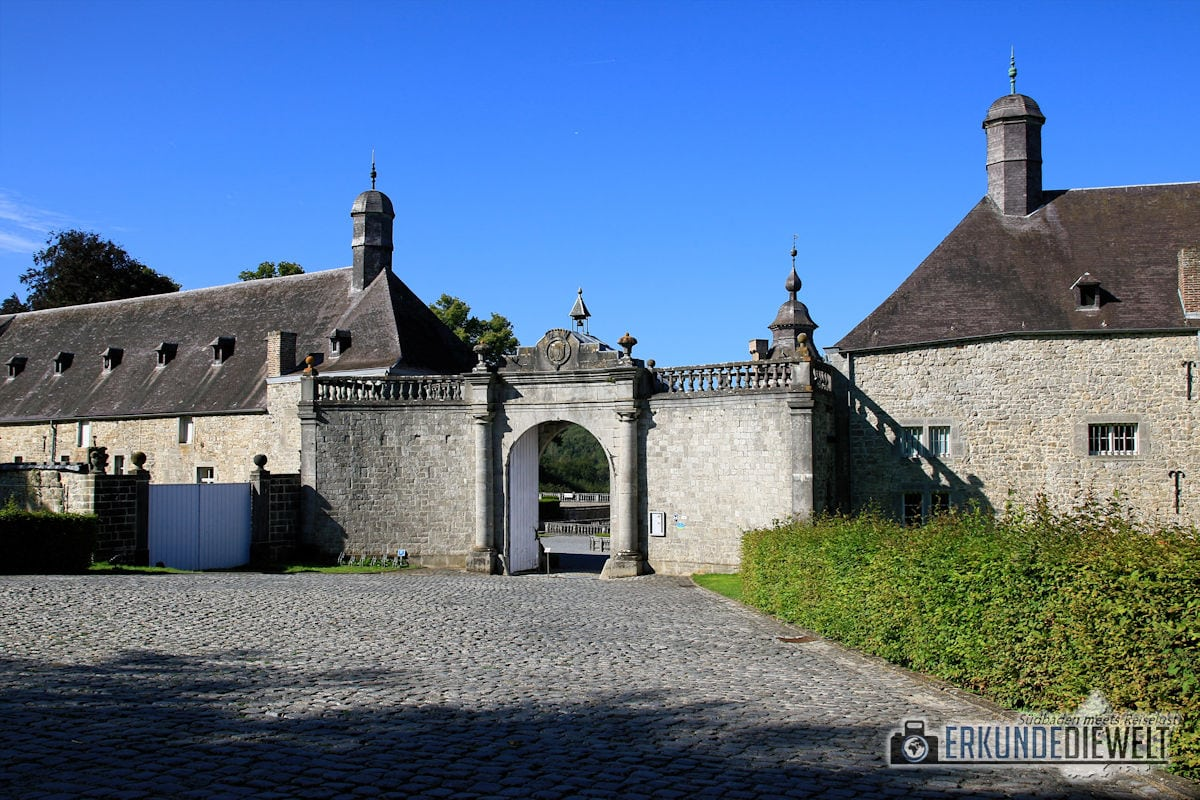 Schloss Modave, Belgien