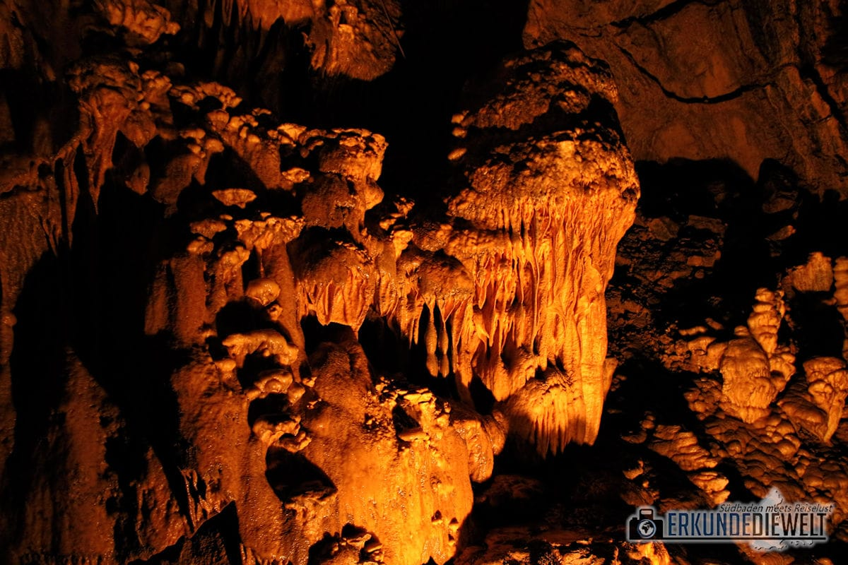 Grotten von Hotton, Belgien