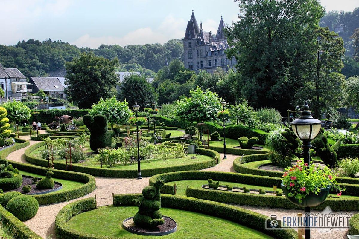 Skulpturengarten Durbuy, Belgien