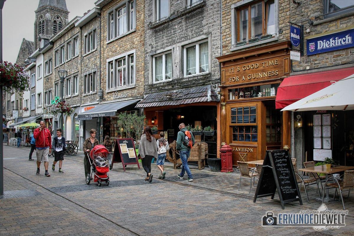 La Roche-en-Ardenne, Belgien