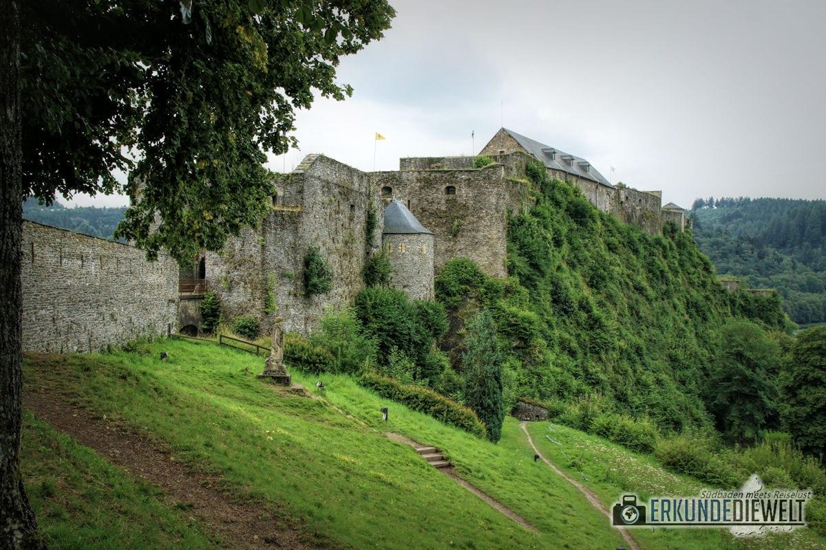 Burg Bouillon, Belgien