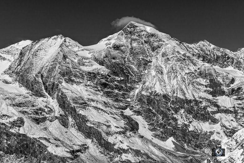 Kaiser-Franz-Josefs-Höhe nahe dem Großglockner