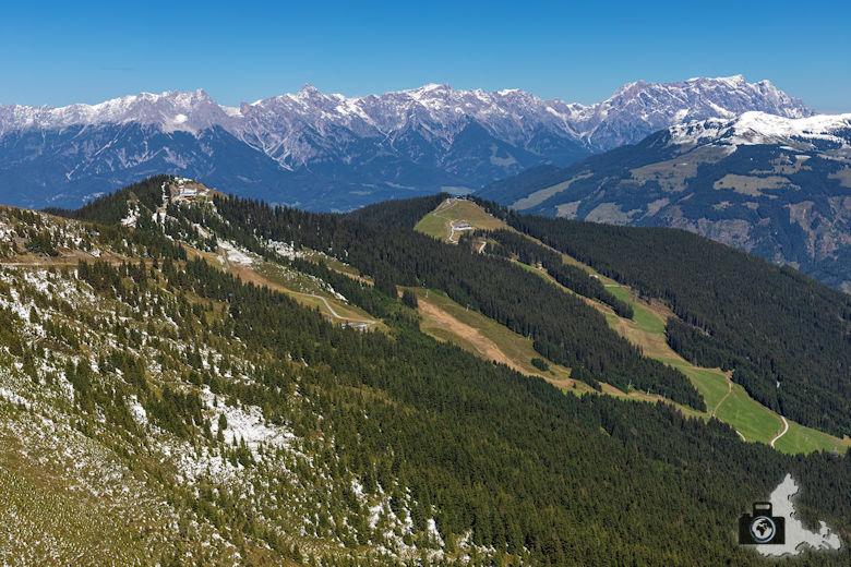 Schmittenhöhe, Zell am See, Österreich
